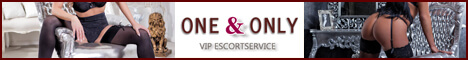 One & Only Escort Service Banner